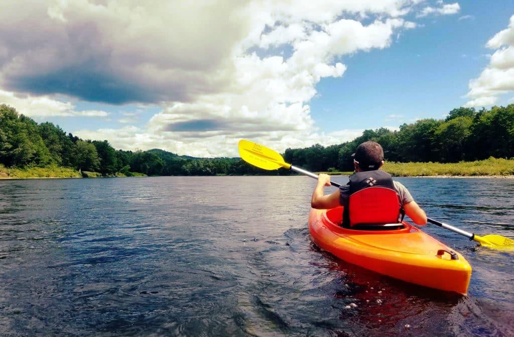Full-Time RVing Adventure: Kayaking