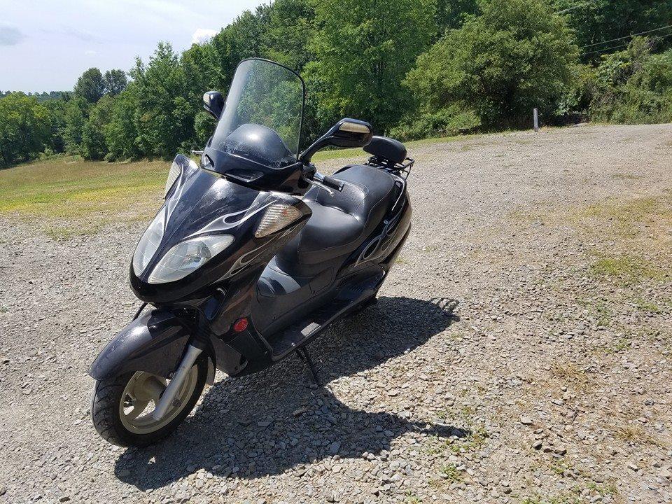 250CC 2006 Taizhou Scooter