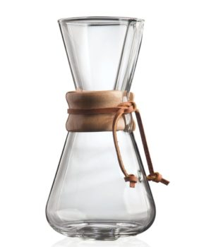 Chemex RV coffee pot