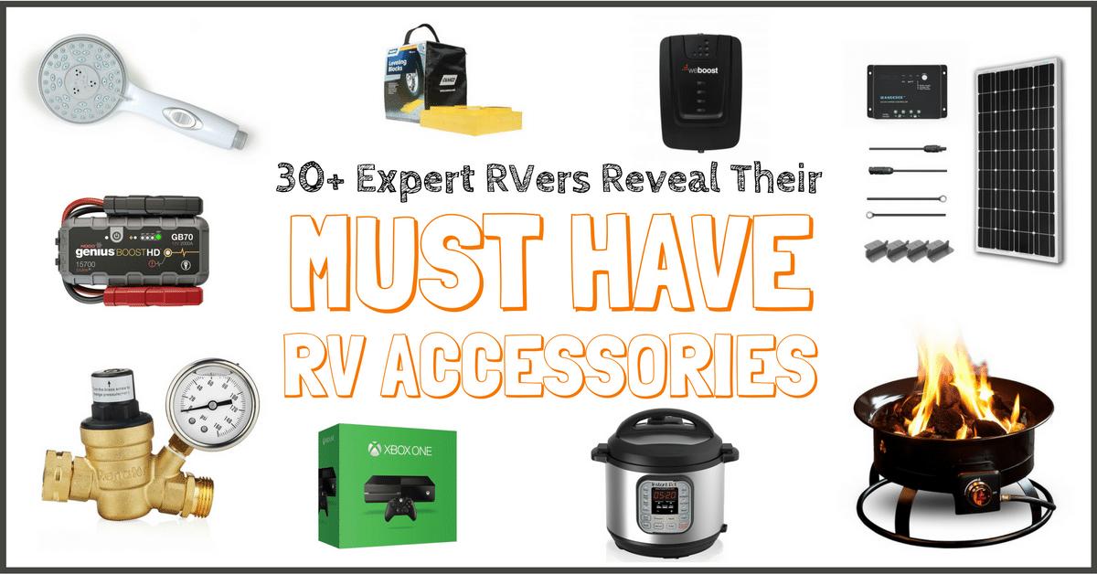 Best Rv Kitchen Accessories