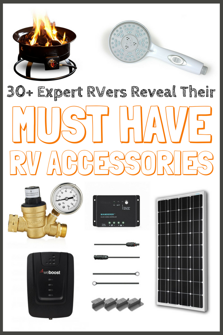 50+ Must Have RV Accessories & Supplies 2019 (Expert Poll)