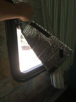 Reflectix Travel Trailer Accessory