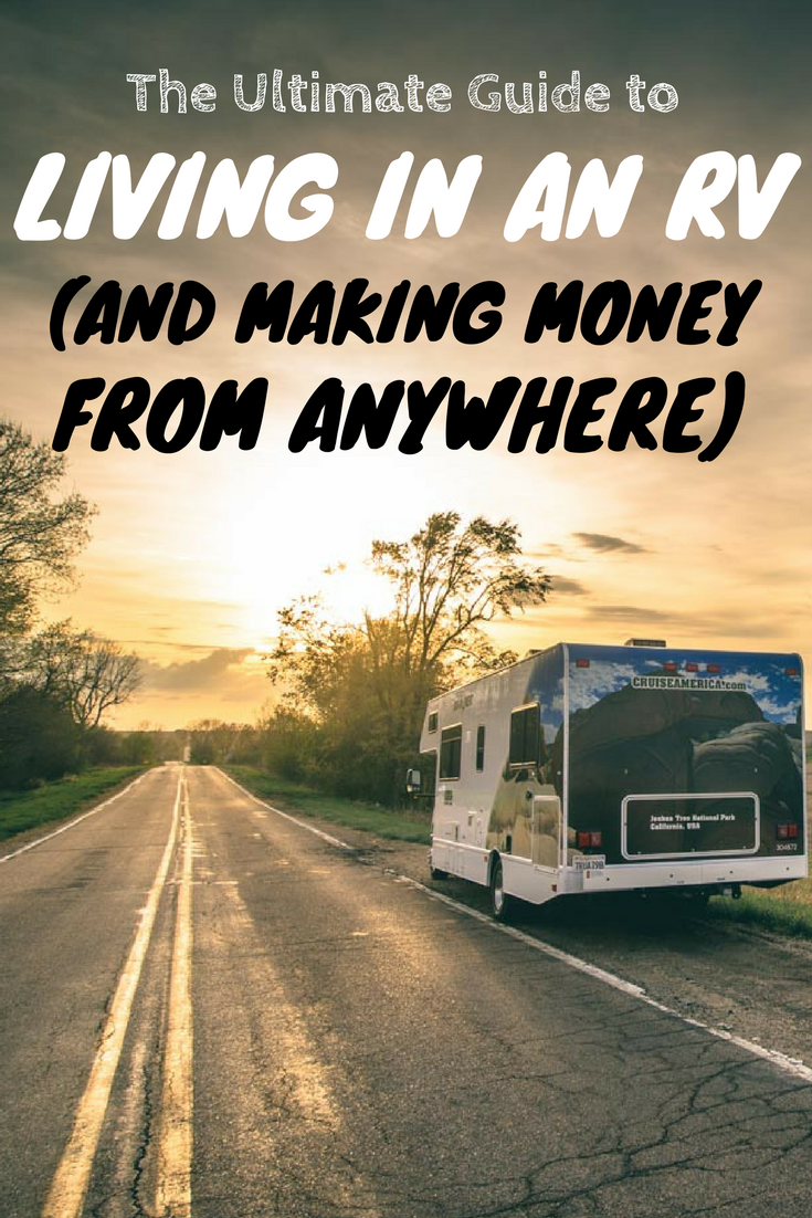 The Ultimate Guide To Living In An Rv The Wandering Rv
