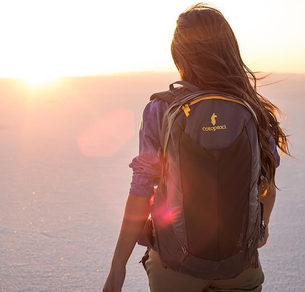 Lightweight Hiking Travel Backpack