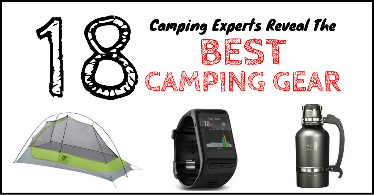 01602881b79 55 Best Camping Gear   Camping Supplies of 2019 (Expert Poll)