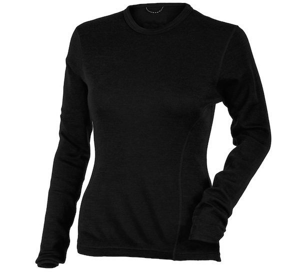 Icebreaker 200 merino wool long-sleeved top