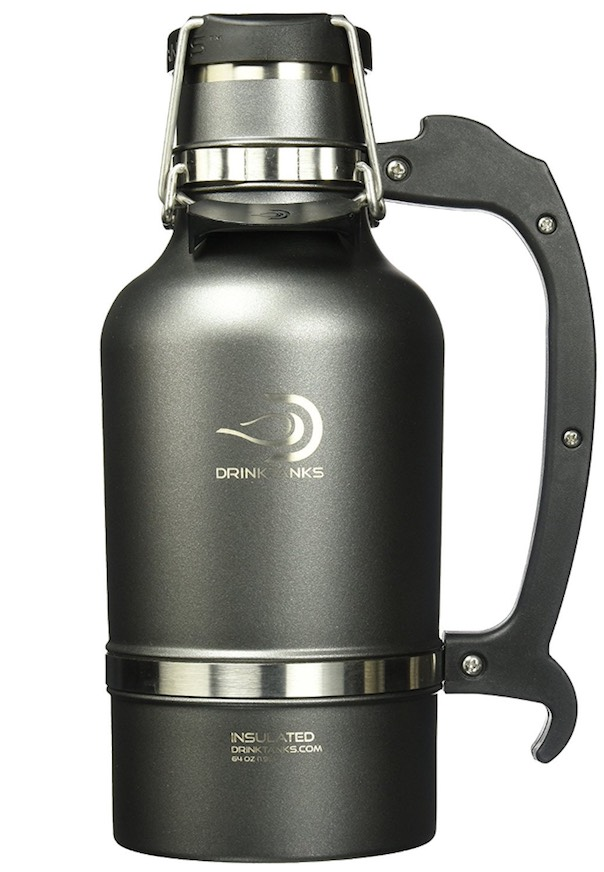 Vacuum Insulated Stainless Steel Beer Growler