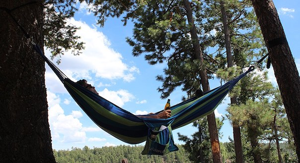 Hammock with Attachments