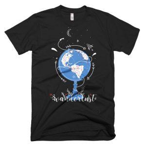 Wanderlust Shirt Black