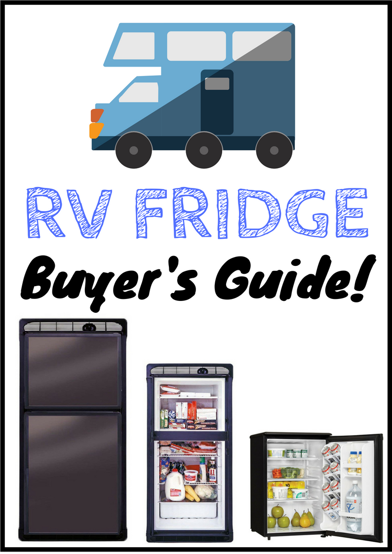 RV Refrigerators: Troubleshooting & Buyer Guide [Best RV Fridge 2019]