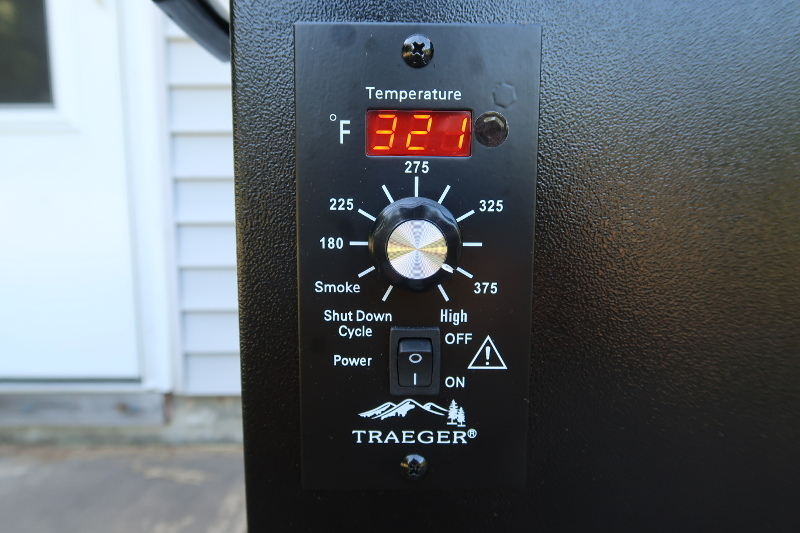 Traeger Temperature Control Unit