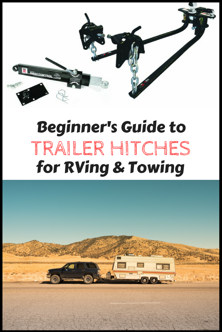 A Beginner's Guide to Trailer Hitches for RVing (Best