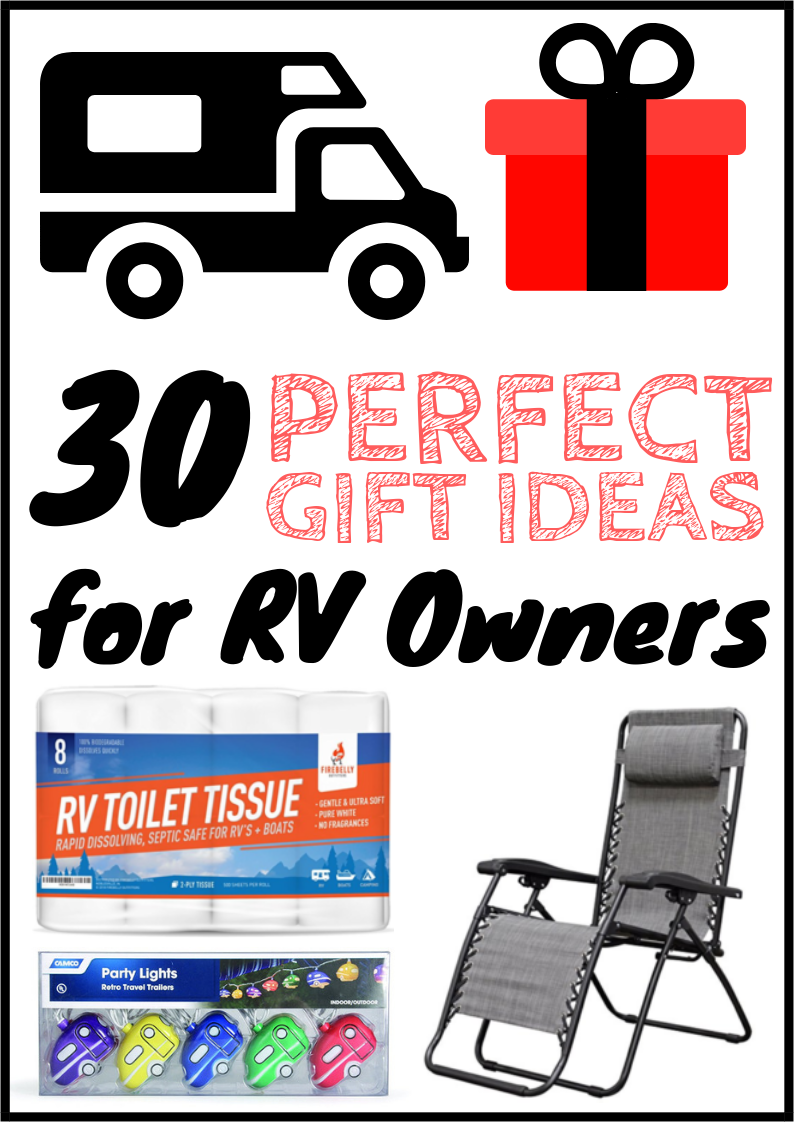 30 Perfect RV Gift Ideas