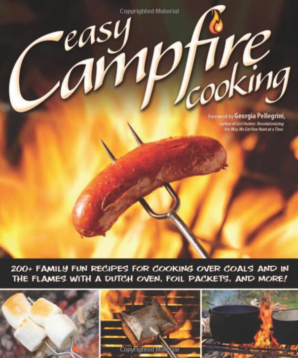 Campfire Cooking Book