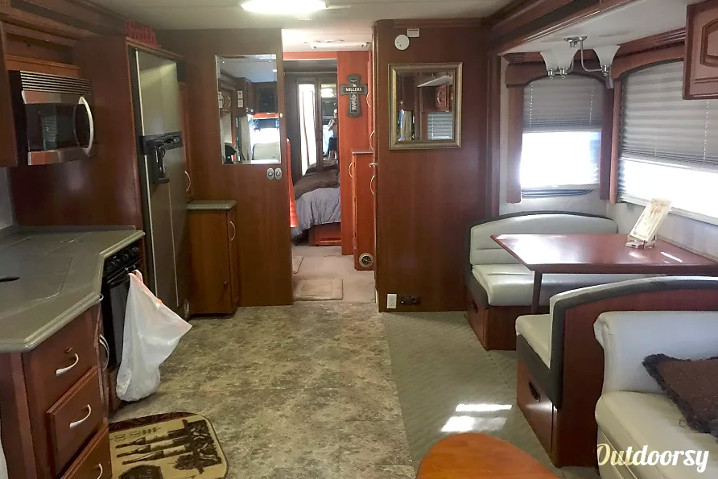 Inside Luxury Class A Rental