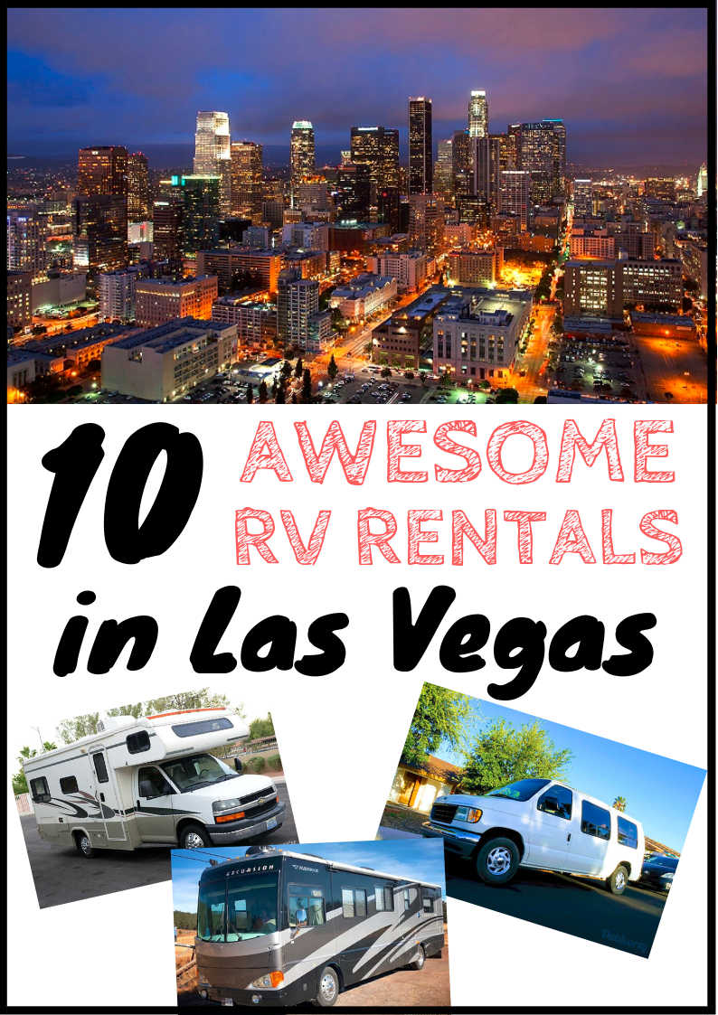 RV Rental Las Vegas