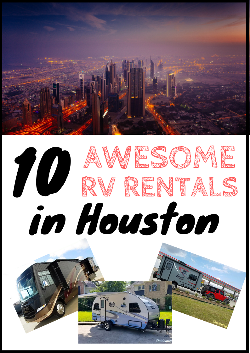 RV Rentals Houston
