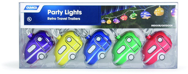 RV hanging lights