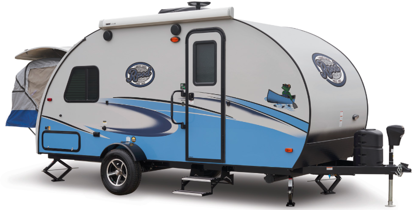 r-pod Travel Trailers by Forest River