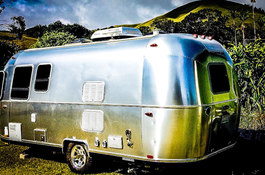 2016 Airstream Sport Travel Trailer Rental Hawaii