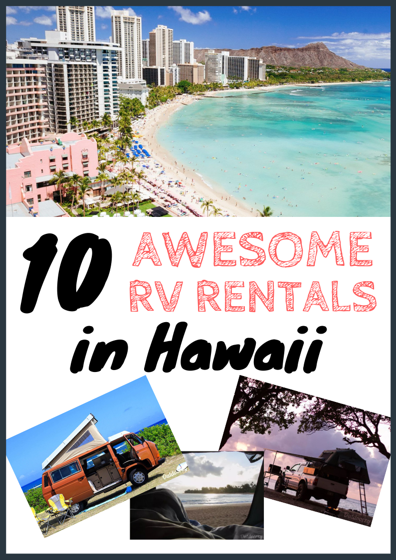 Awesome Rentals In Hawaii