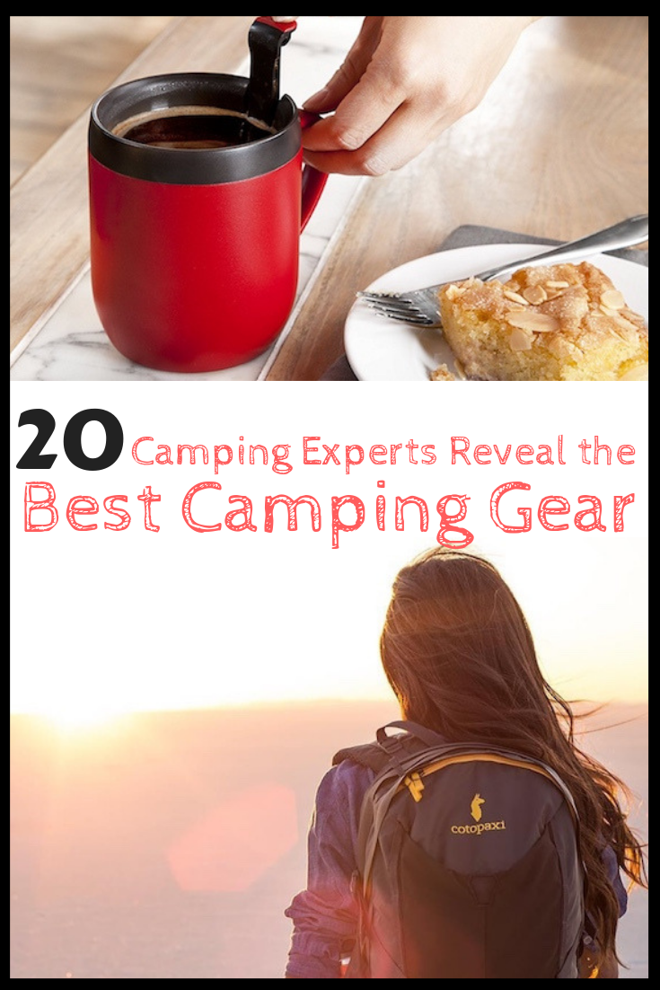 new concept fcc40 c473a 55 Best Camping Gear & Camping Supplies of 2019 (Expert Poll)