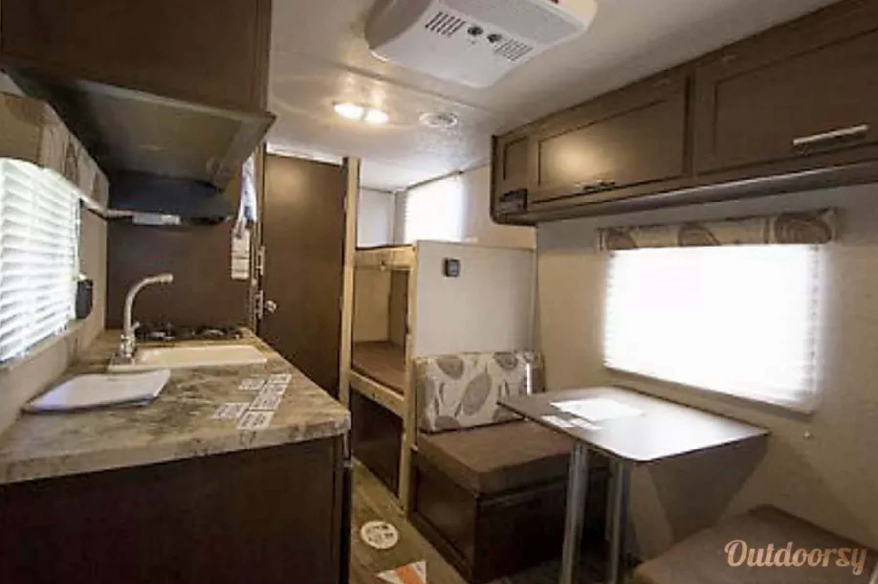 Camper for rent Denver