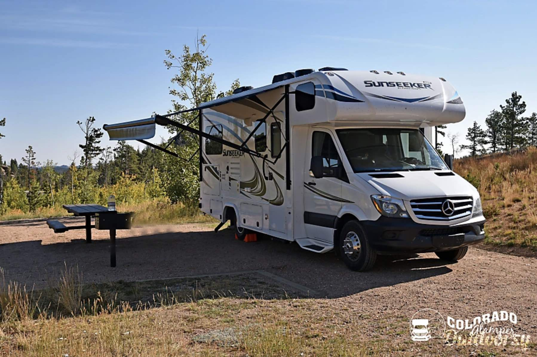 10 Best RV Rentals in Denver, CO // Find Your Perfect Rental