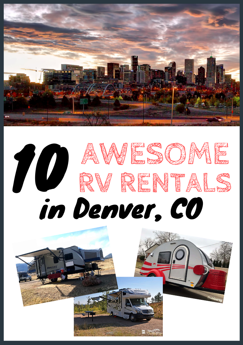 RV Rentals Denver CO
