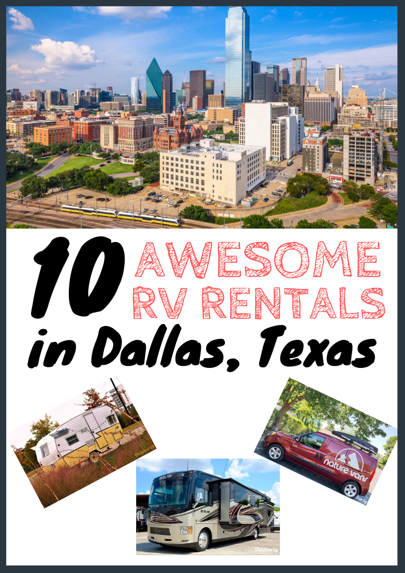 RV Rentals in Dallas, TX
