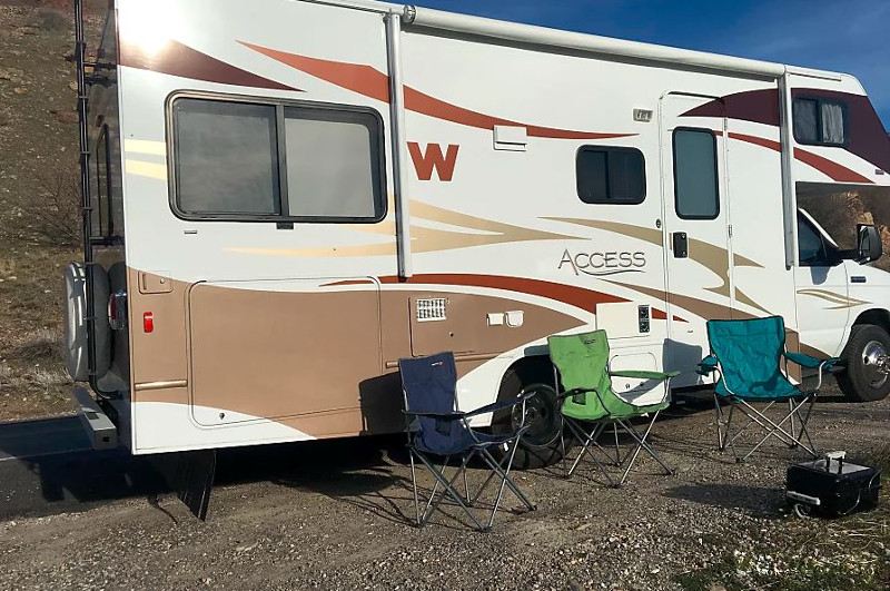 Winnebago RV Rental