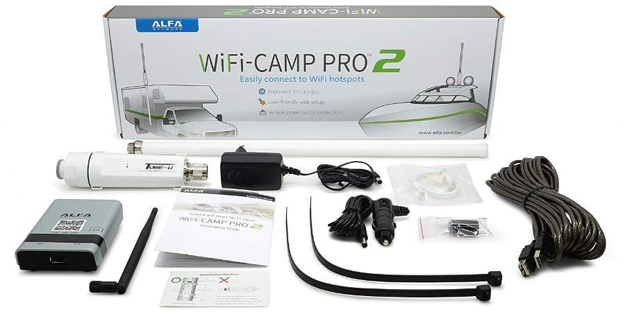 Alfa WiFi Camp Pro 2