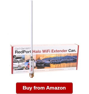 Halo Long Range Wi-Fi Extender System