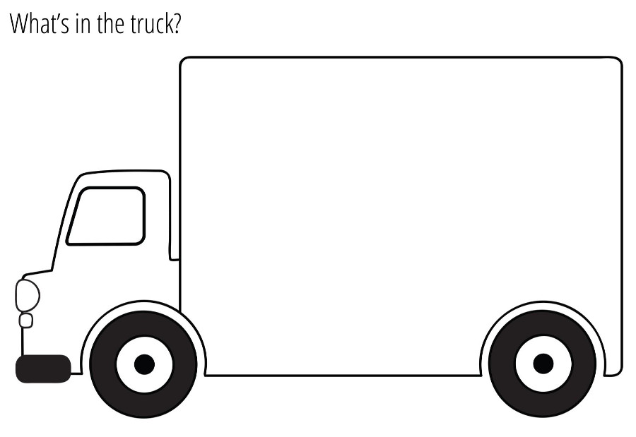 What's In the Truck?