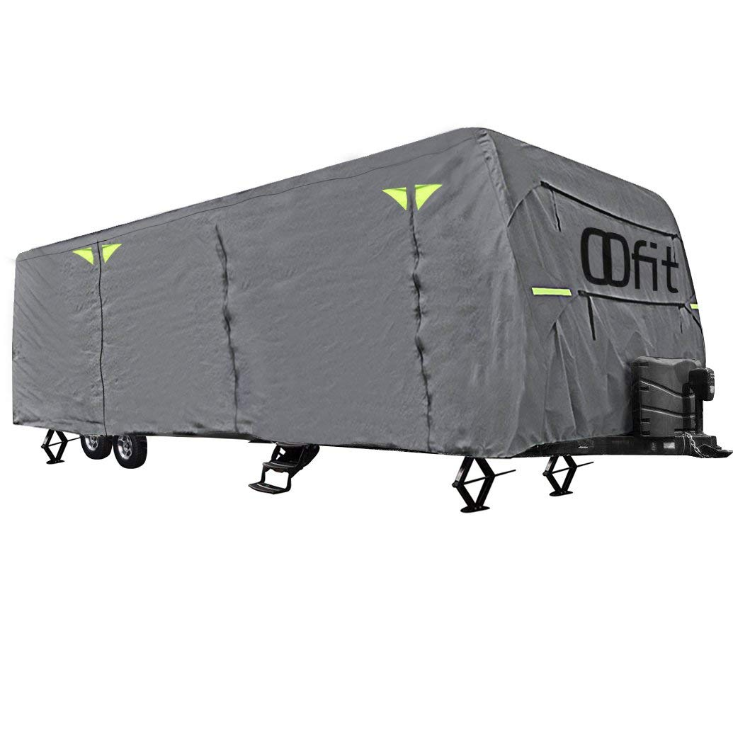 OOFIT Travel Trailer Cover