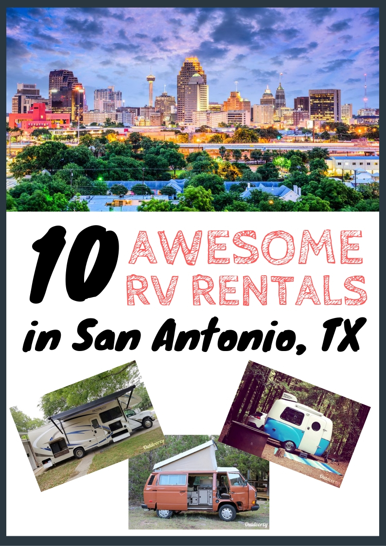 10 Best Camper Rv Rentals In San Antonio Tx 50 Discount Included
