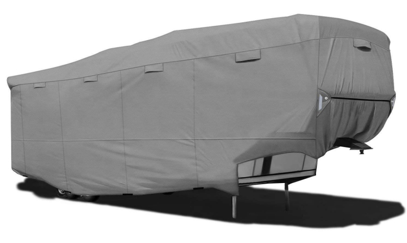 RVMasking Heavy Duty 5 Layers 5th Wheel Cover