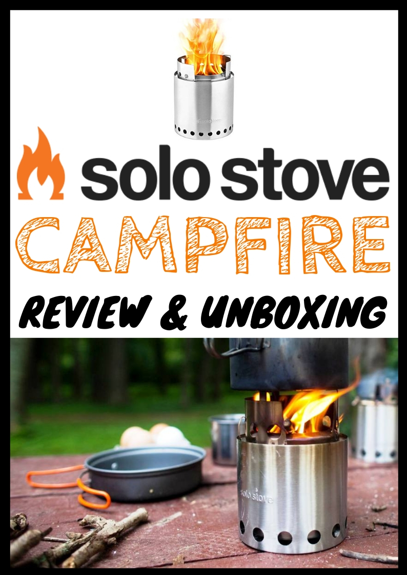 Solo Stove Campfire Review