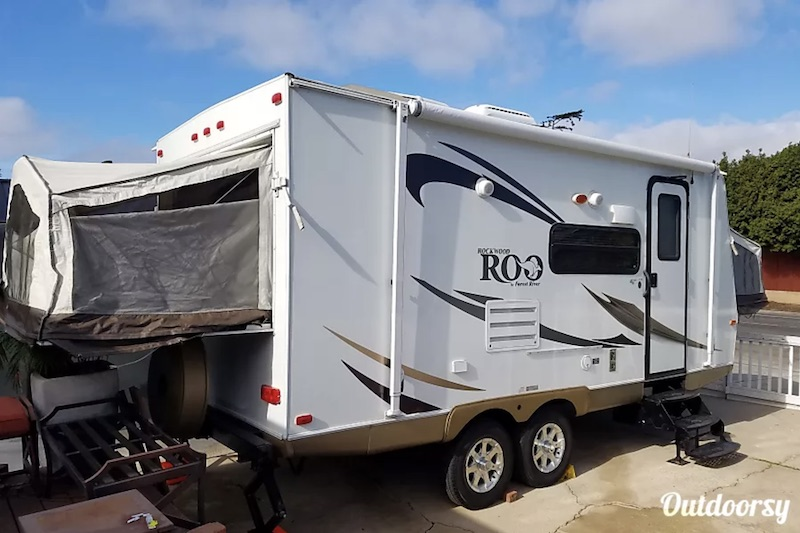 2012 Forest River Rockwood Roo