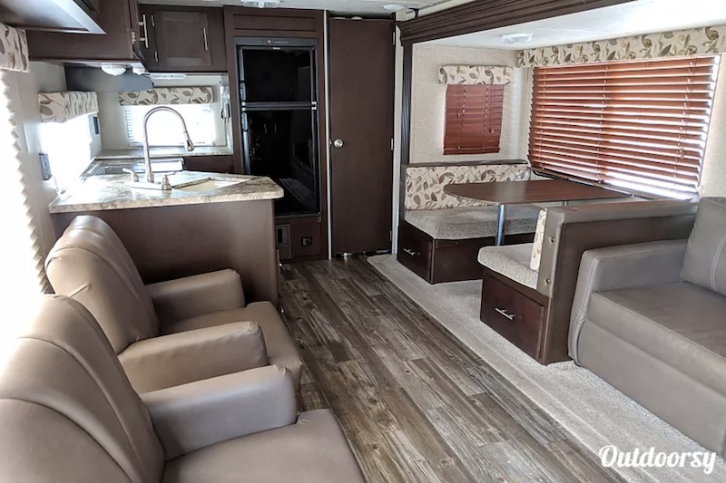 2016 Forest River Cherokee interior
