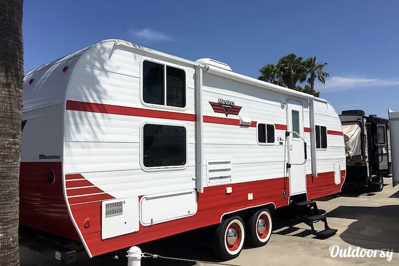 2017 Riverside Rv Retro