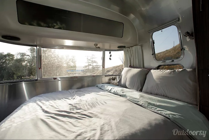 2018 Airstream International interior