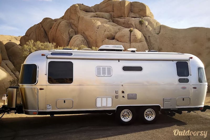 2018 Airstream International