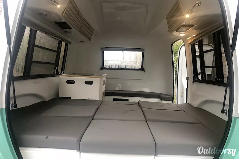 2018 Happier Camper HC1 Interior