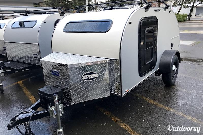 2019 Aero Teardrops Steel 5 X 10
