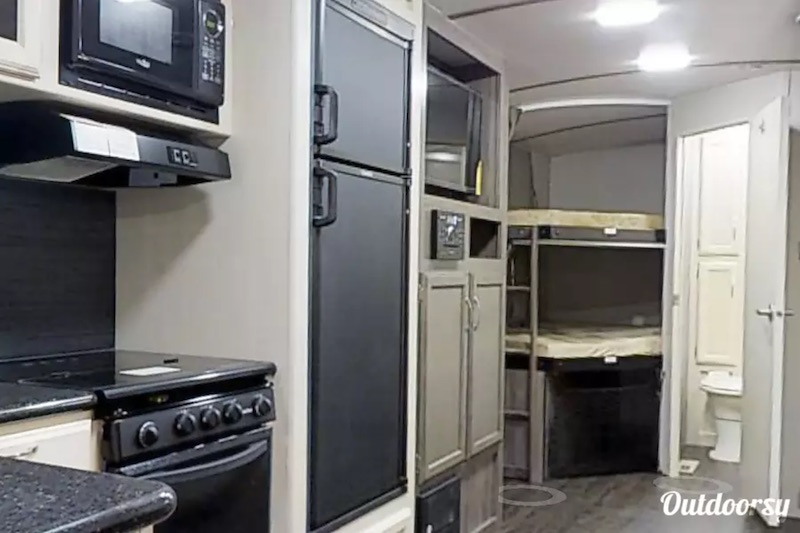 2019 Winnebago Minnie Interior