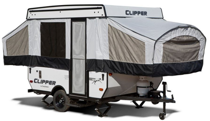 Coachmen Clipper Pop Up Camper