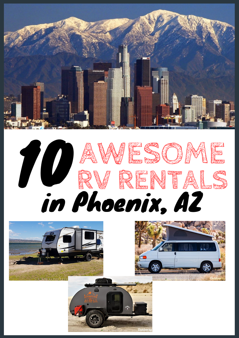 10 Best Camper & RV Rentals in Phoenix, AZ | Rent The Perfect RV