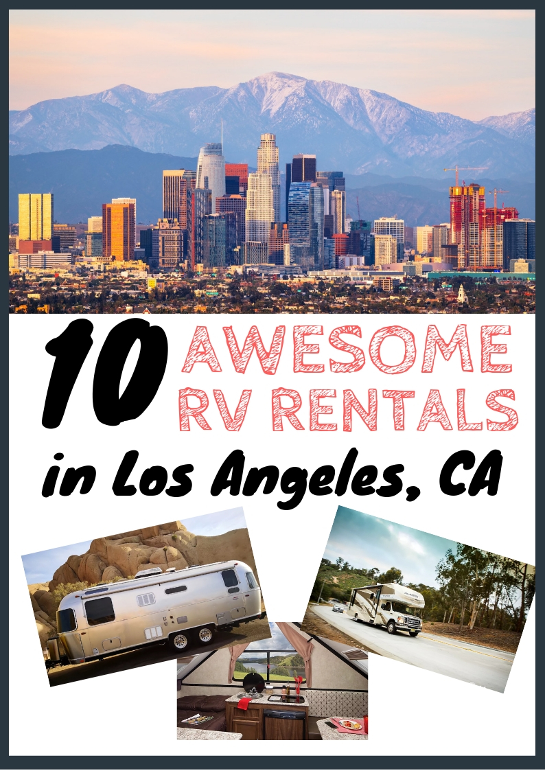 RV Rentals in Los Angeles