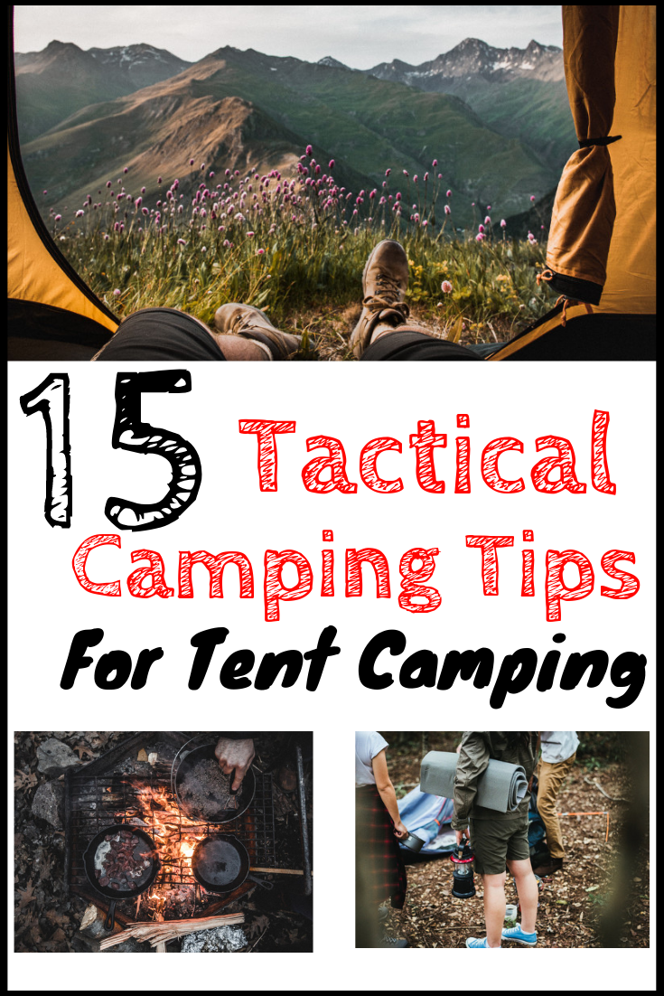 Tactical Camping Tips